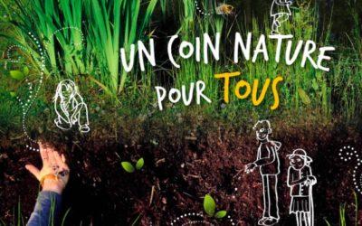 Encourager la création de « coins nature » pour les écoles, collèges et lycées