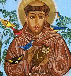 Le gloria de Saint François
